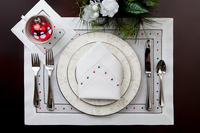 M8648C - Holiday Dots Placemats